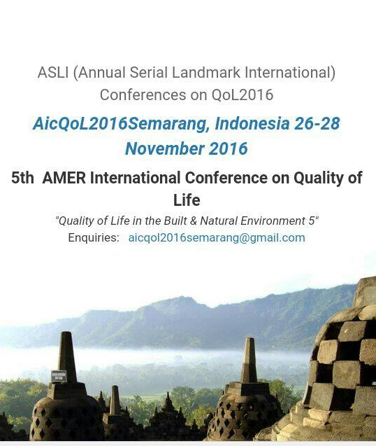 ASLI (Annual Serial Landmark International) Conference 2016