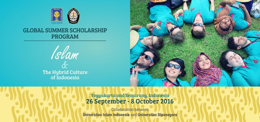 Joint Summer Program Diponegoro University: Call for Participants