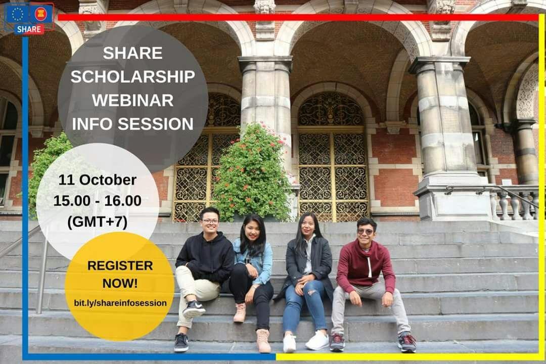 SHARE Scholarship Webinar 2017