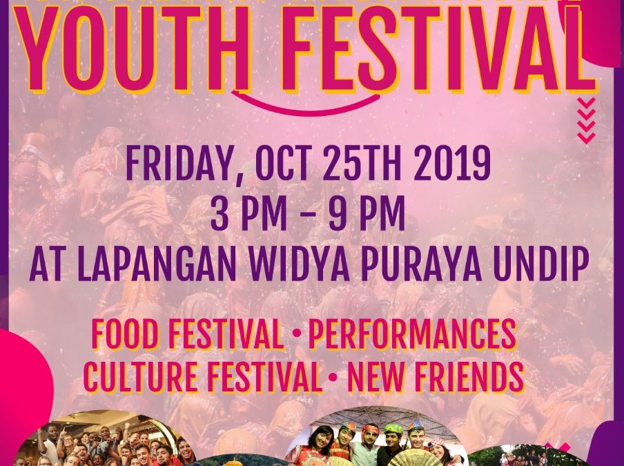 Diponegoro International Youth Festival 2019