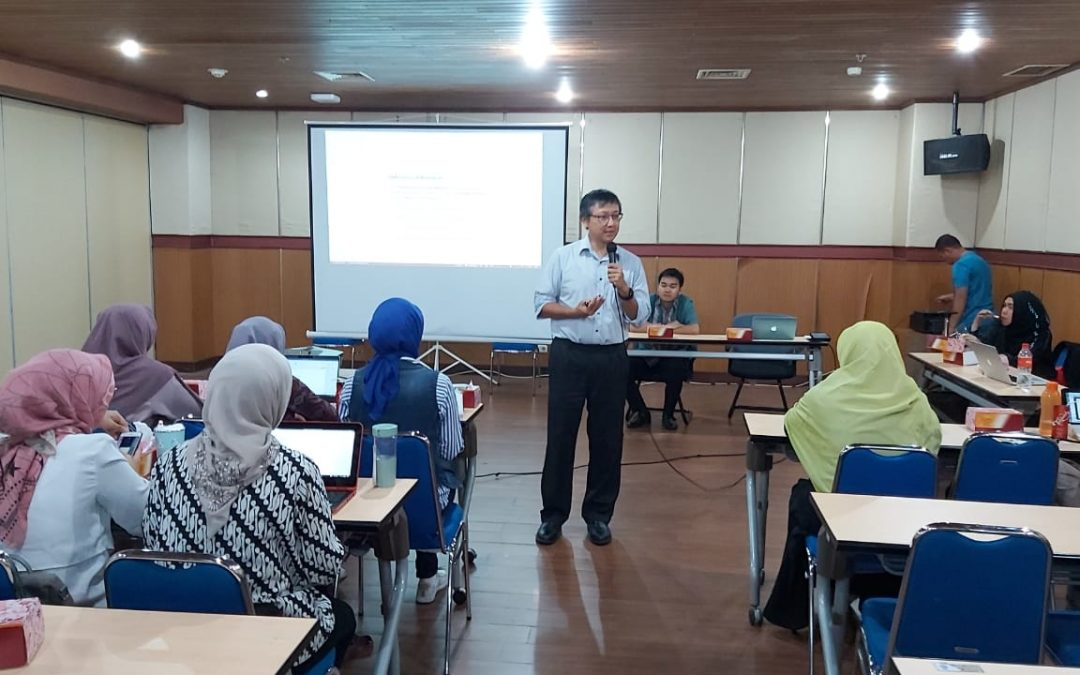 """[IO HIGHLIGHT] Workshop """"How to write your PhD proposal"""" from Taylor's University, Malaysia"""
