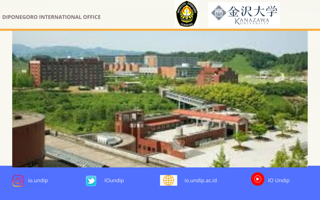 [call for application]Kanazawa University Short-Stay Program (2020-2021) (KU-SSP)