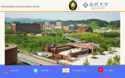 [call for application] Kanazawa University_Call for Short-Stay Program 2020-2021