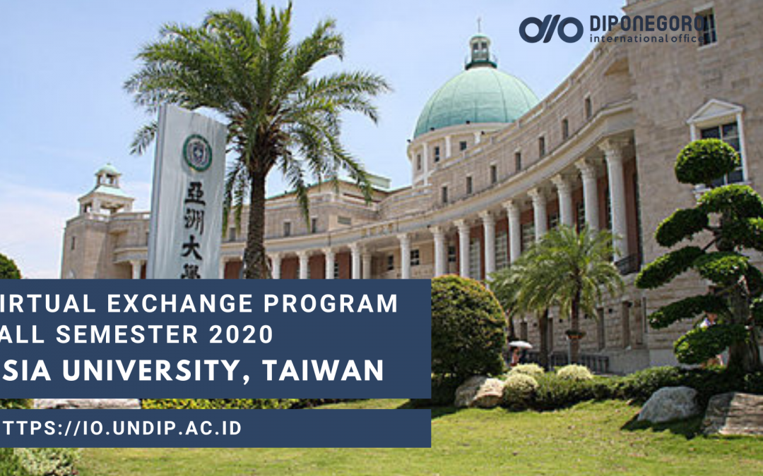 2020 Virtual Exchange Program Asia University