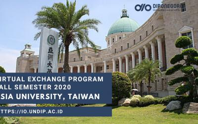 2020 Virtual Exchange Program Asia University