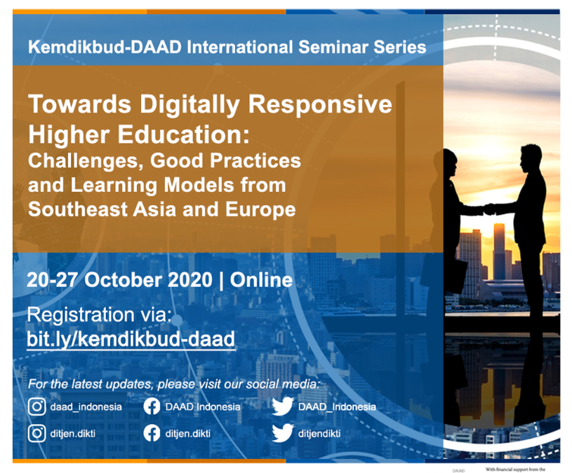 Kemdikbud – DAAD International Seminar Series
