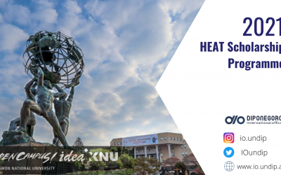 Kangwon National University opens HEAT Scholarship 2021