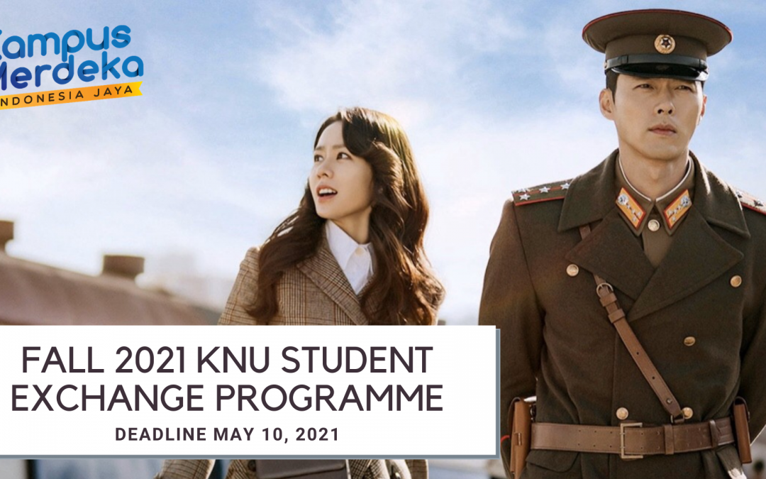 FALL 2021 KNU STUDENT EXCHANGE PROGRAMME